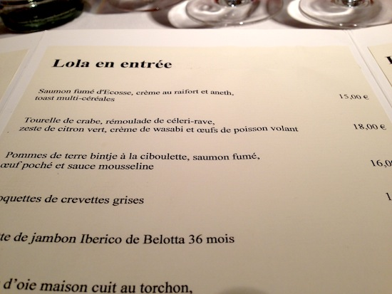 restaurant-lola-brussel-menu