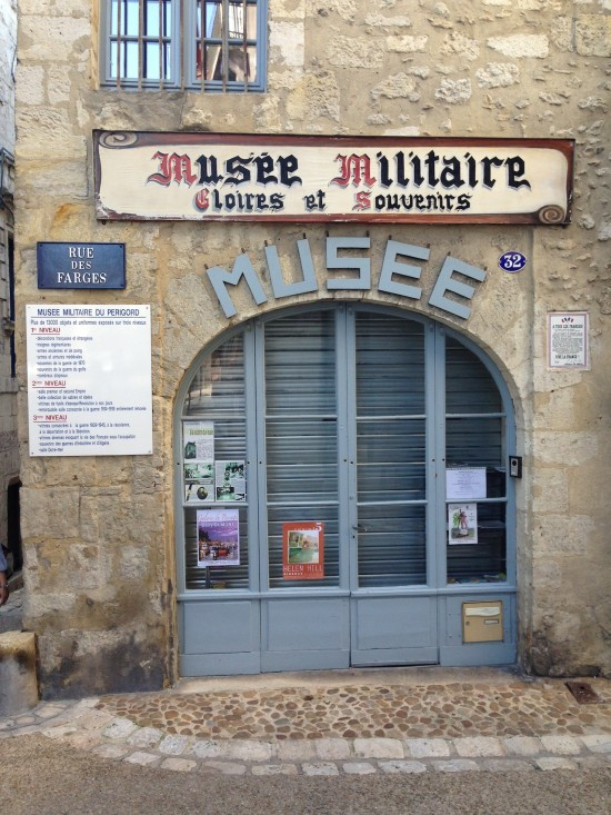 Musee Militaire in Perigeux
