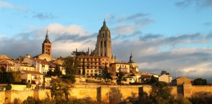 Spain made for You - Kathedraal Segovia