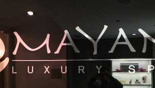 de Mayan luxury Spa in Barcelona