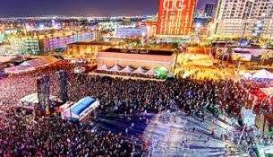 Het Life is Beautiful Festival in Las Vegas