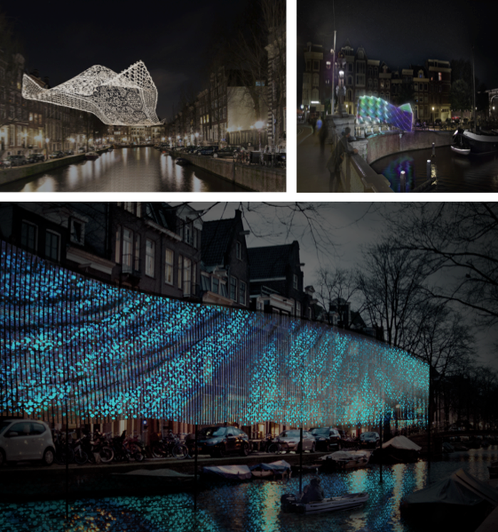 collage-impressies-amsterdam-light-festival