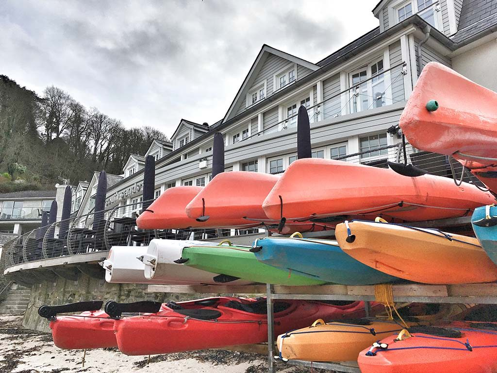 South Sands Beach Hotel Salcombe