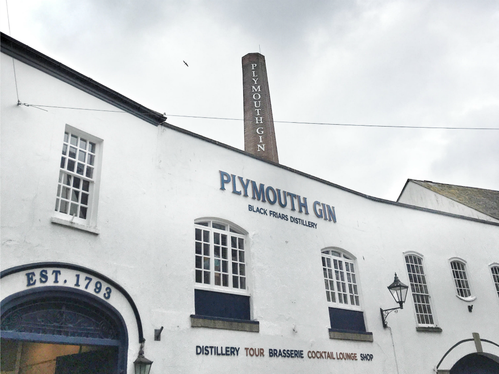 Plymout gin 7 Travelvibe