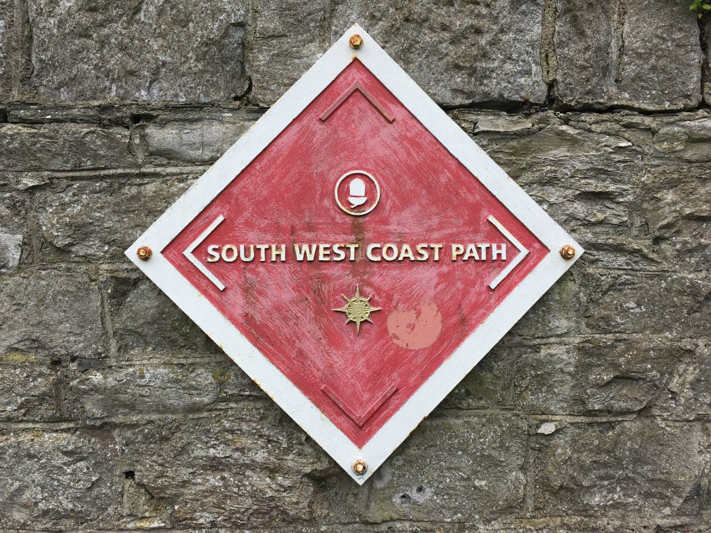 Signs South West Coast Path 1 | Travelvibe