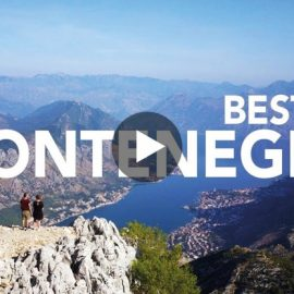 montenegro reisreport video