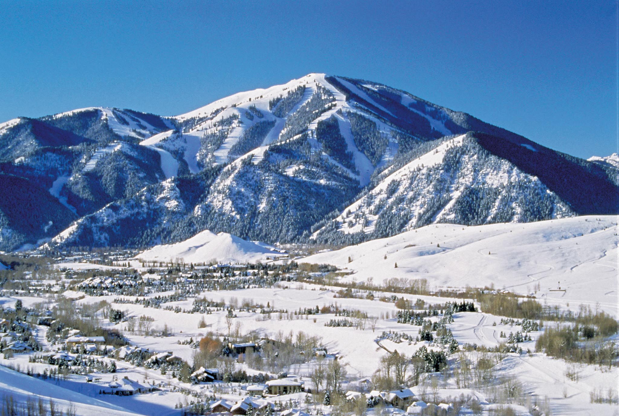 Bald Mountain, Sun Valley