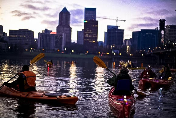 Kayaking-the-Willamette-River-foto-travelportland