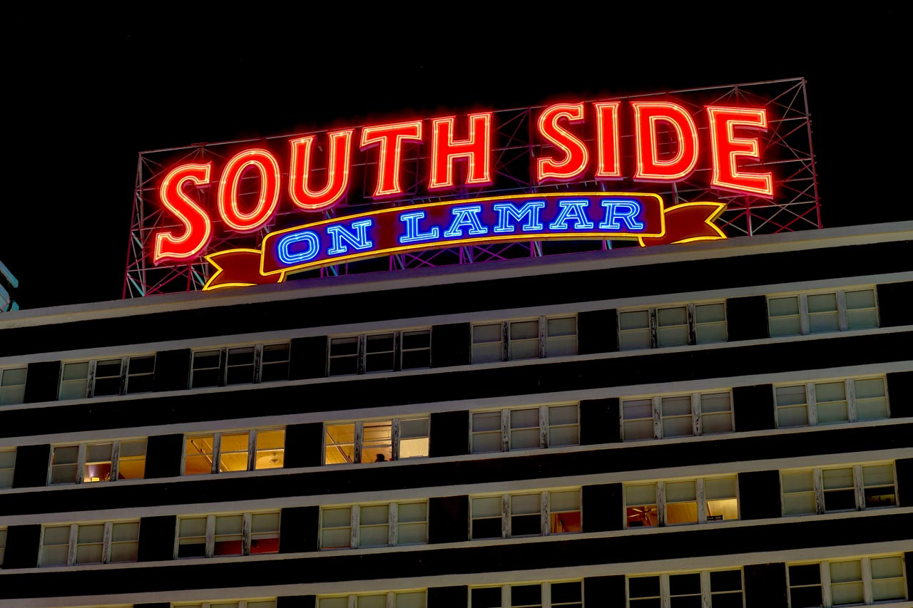 South side on LaMar in Dallas