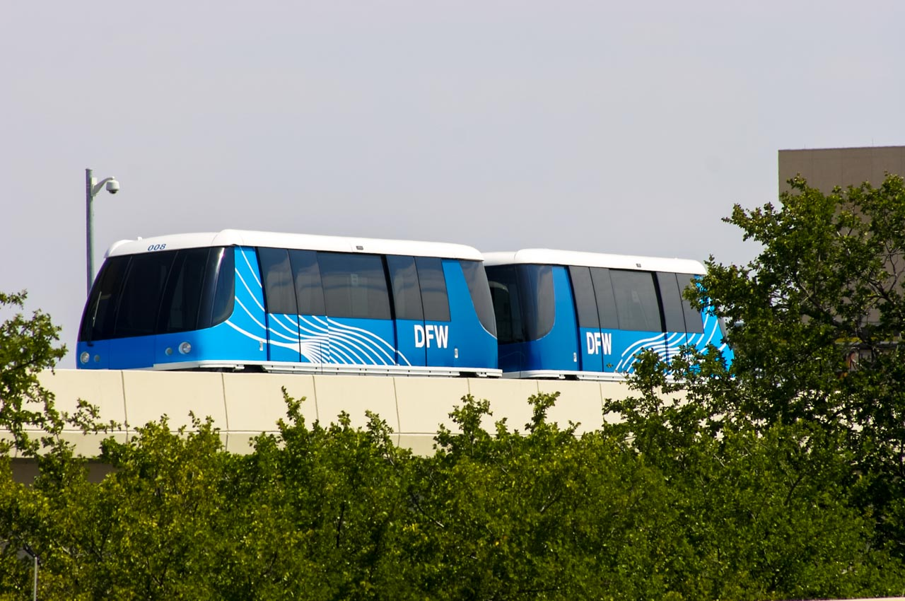 Skylink op Dallas Fort Worth