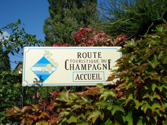Chamapagne Route