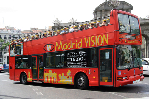 Madrid-Vision-Bus