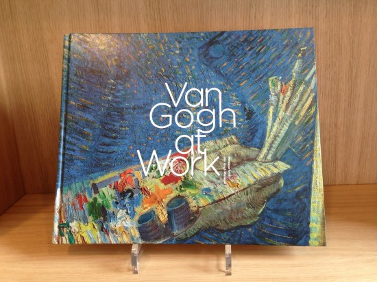 van-gogh-at-work-boek
