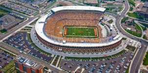 TCF Bank Stadium in Minneapolis