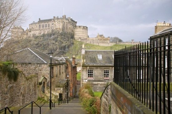 Marcella-Edinburgh-Castle