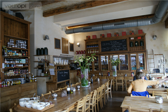 le pain Quotidien restaurant in Nice