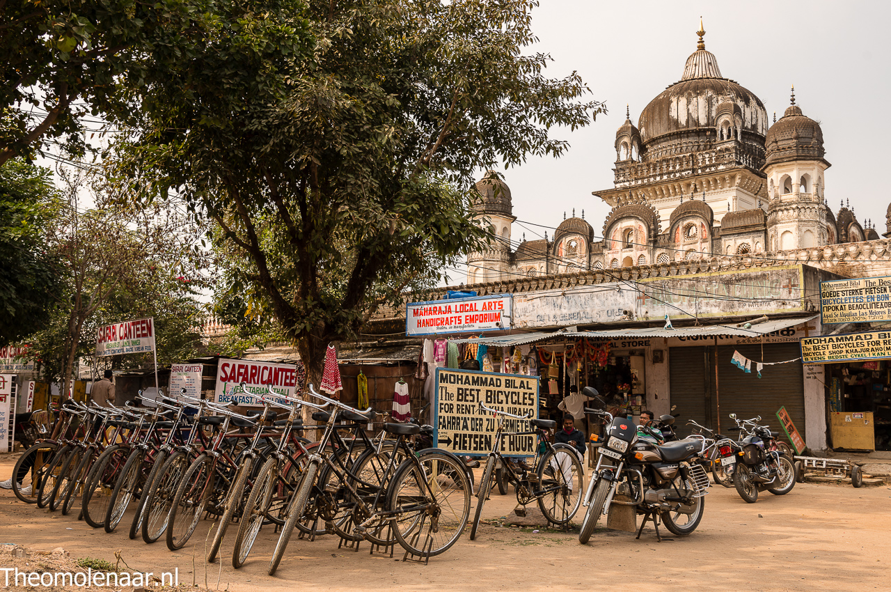 Khajuraho - Bike hire and Shatri