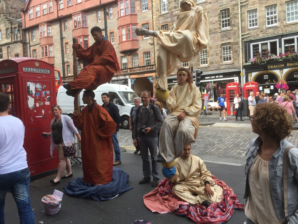 Edinburgh - International Festival 2015
