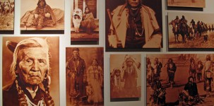 Artifacts, Nez Perce National Historical Park