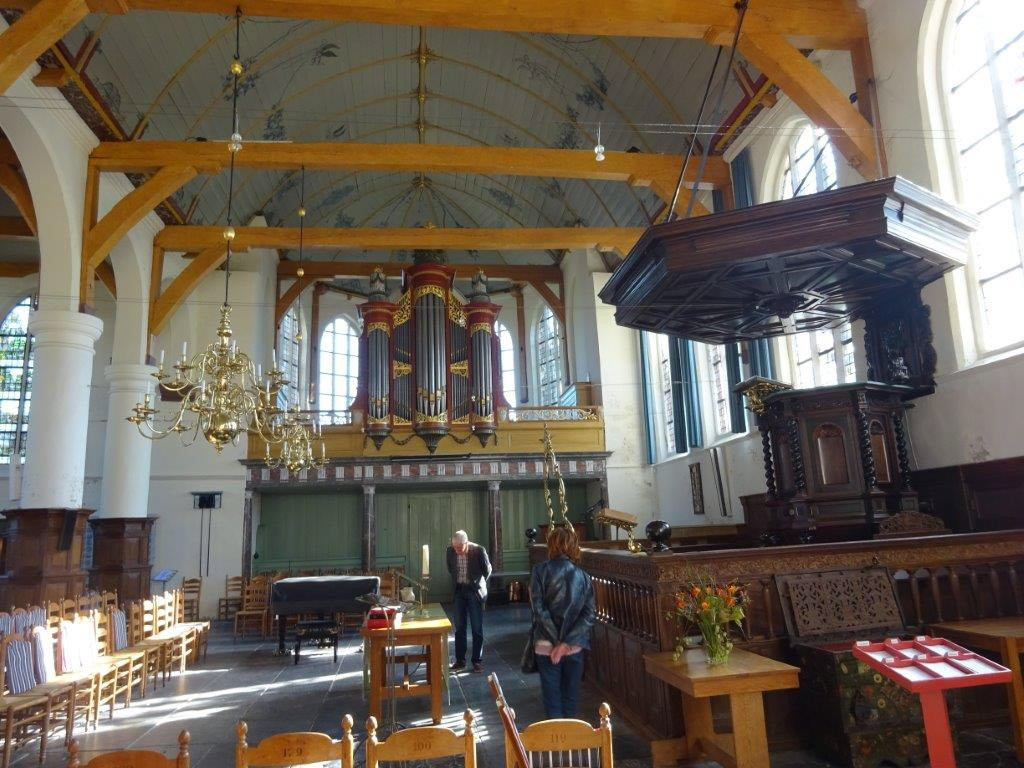 Kerk in Broek in Waterland