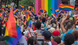 De Gay Pride van NYC
