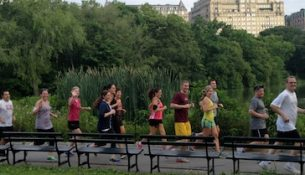 Een Fit Tour door New York City