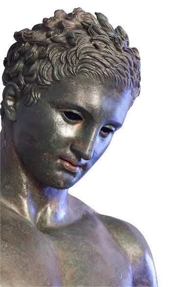 Apoxyomenos is weer thuis