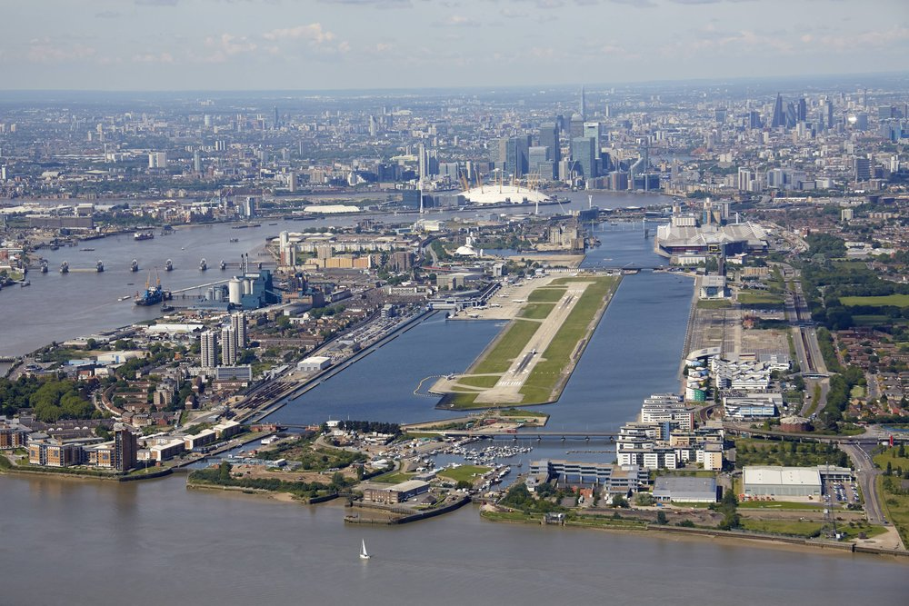 record-london-city-airport