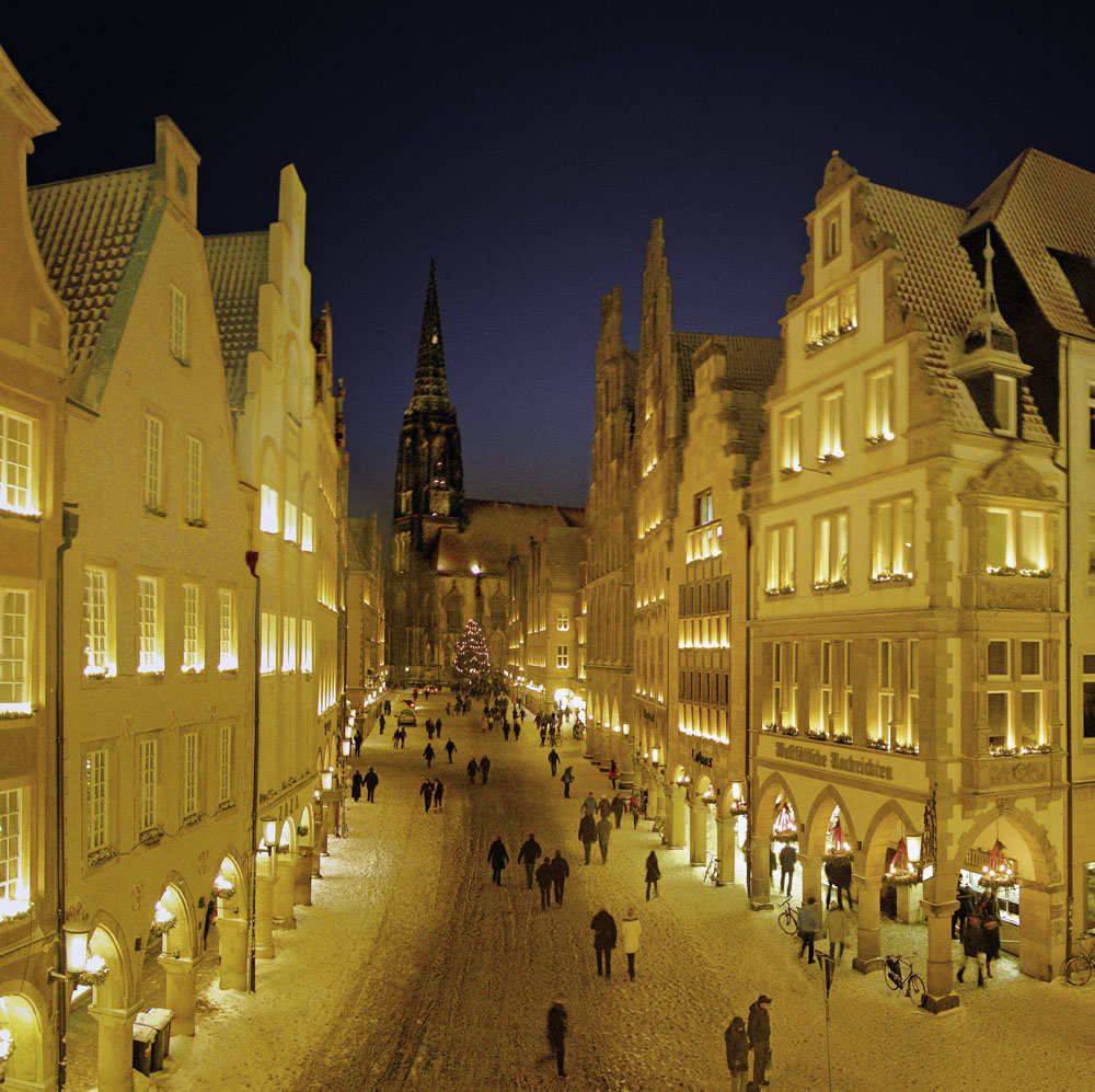Prinzipalmarkt in Münster: © www.air-klick.de