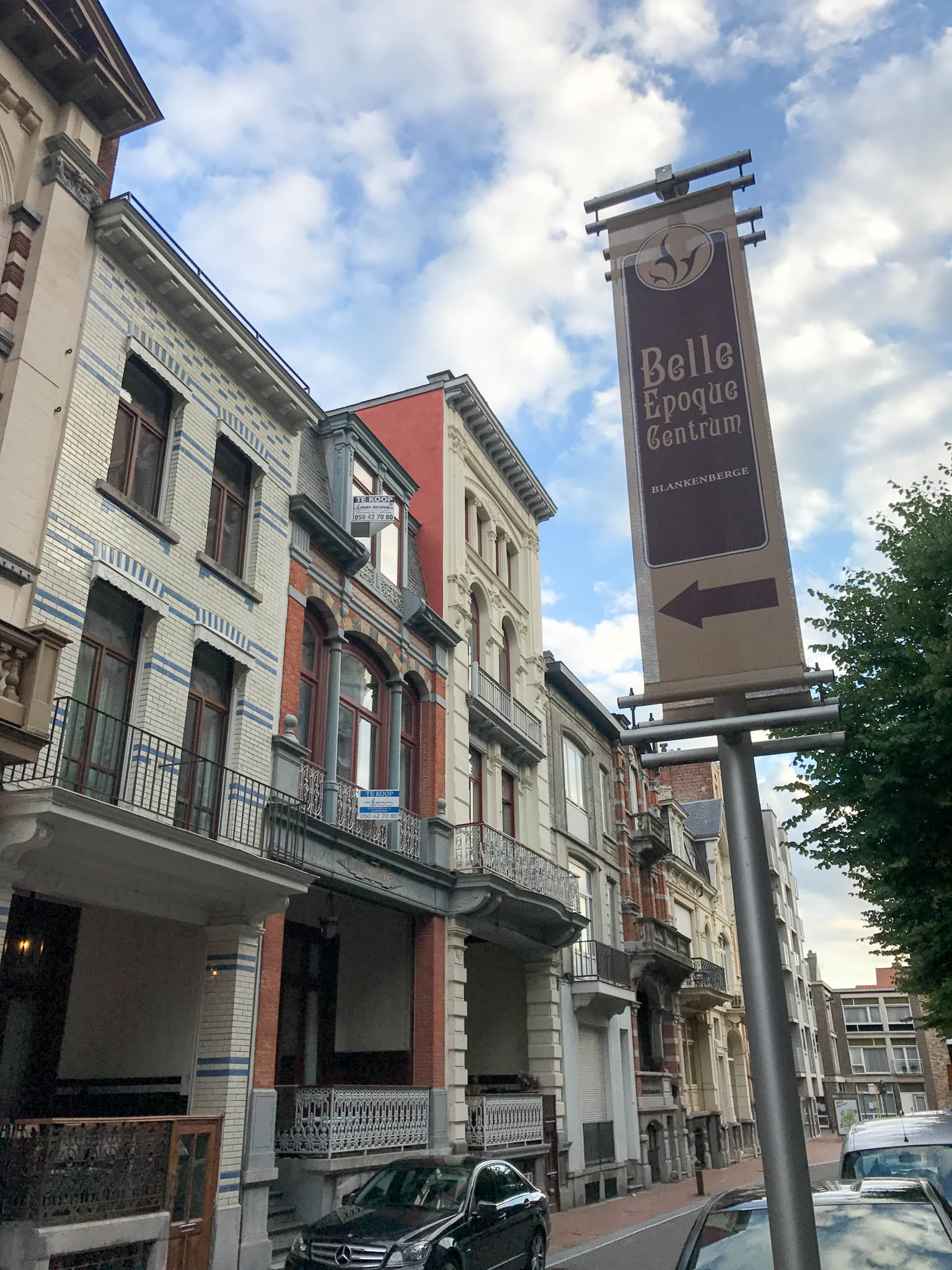 Belle Epoque Centrum Blankenberge