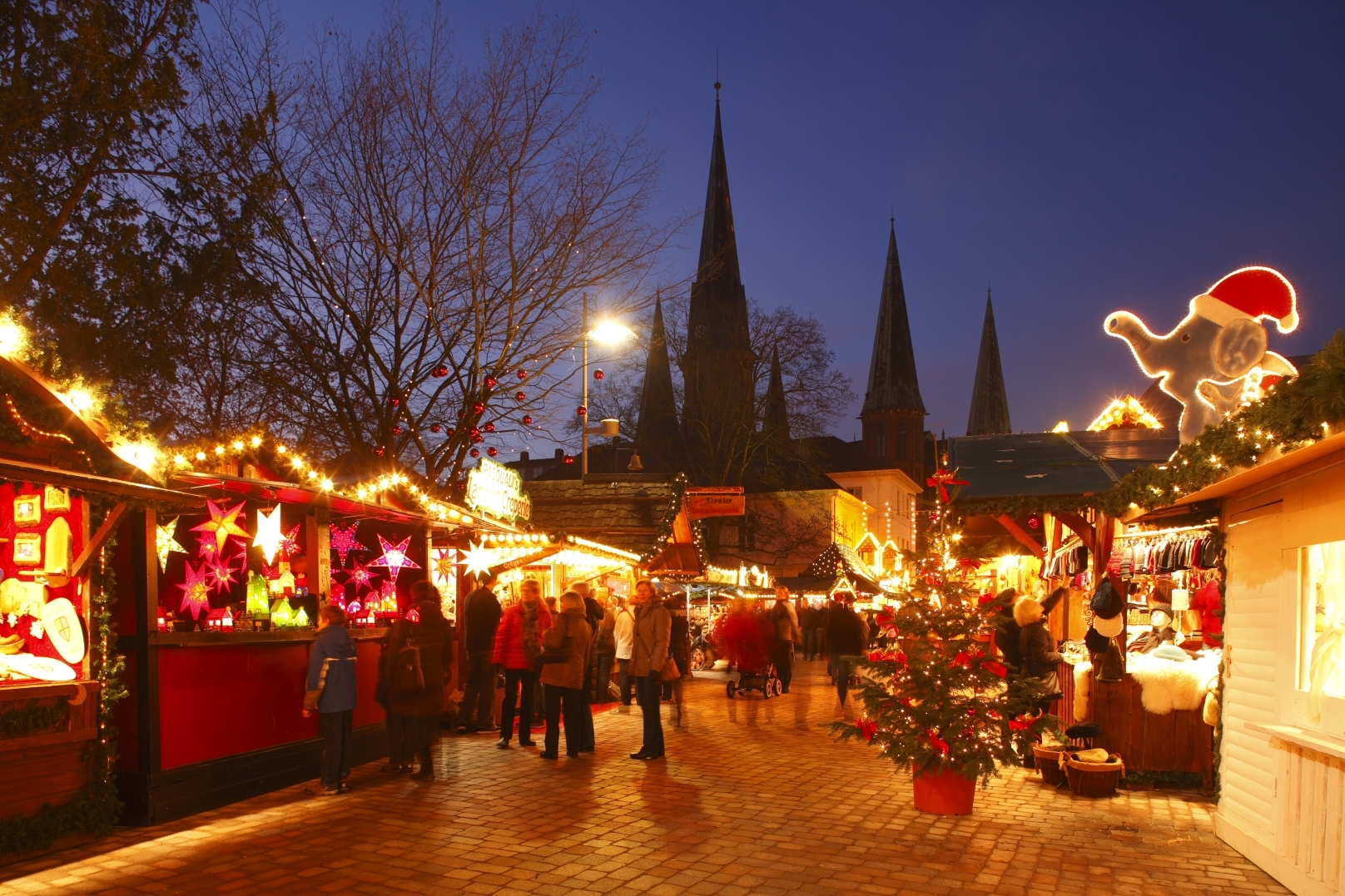 Kerstmarkt In Oldenburg Sfeervol Shoppen En Smullen