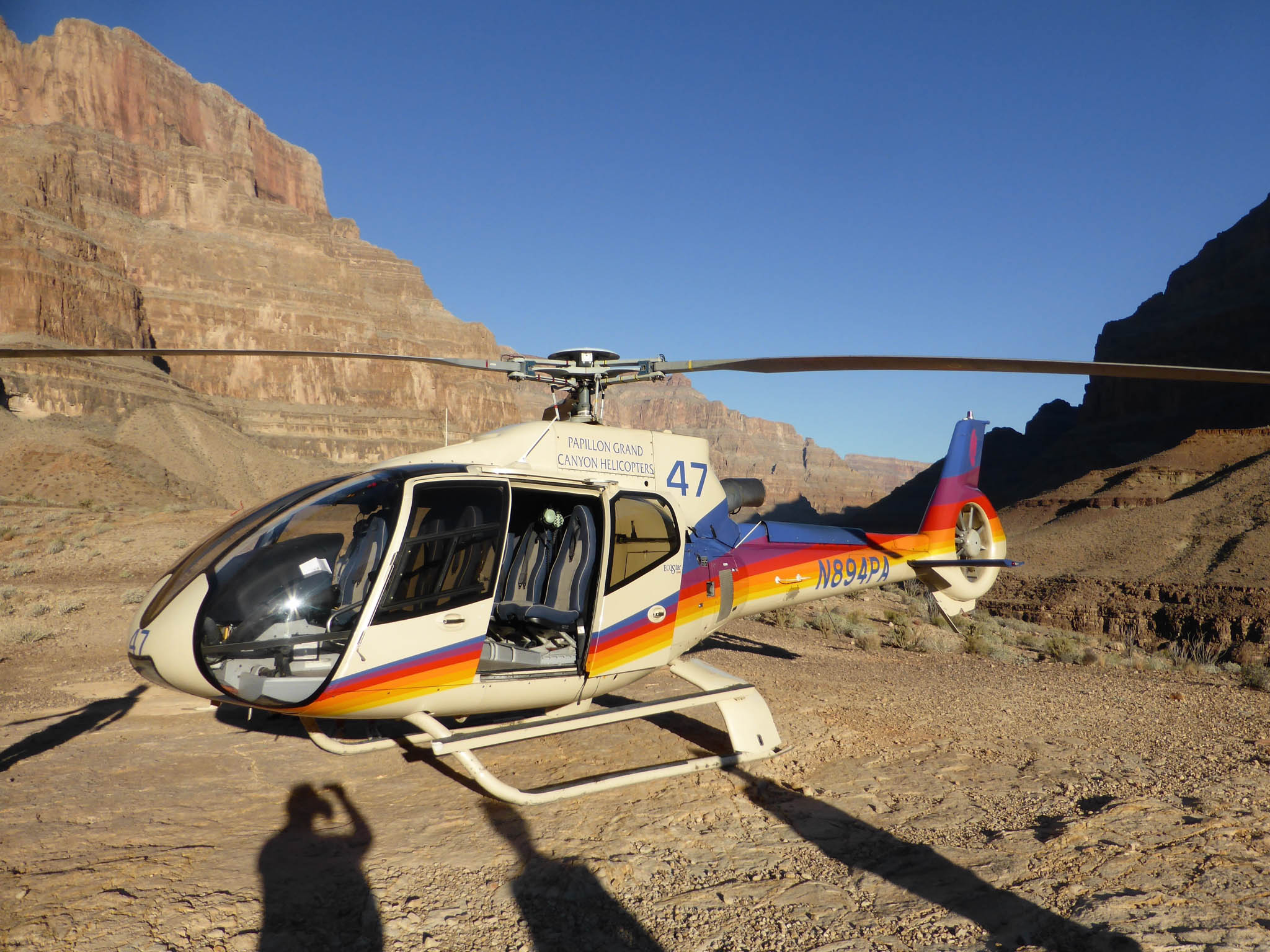 Gran Canyon helicopter tour