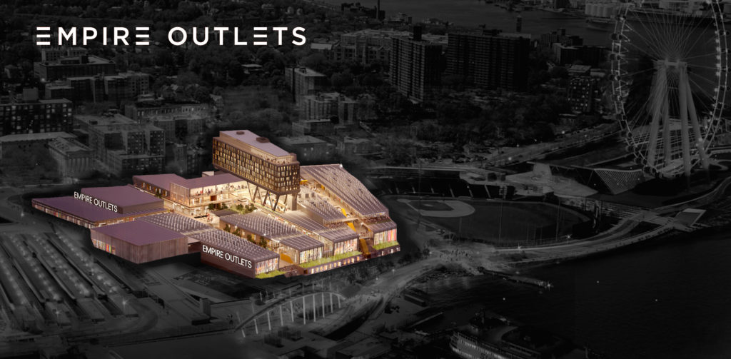 The Empire Outlets
