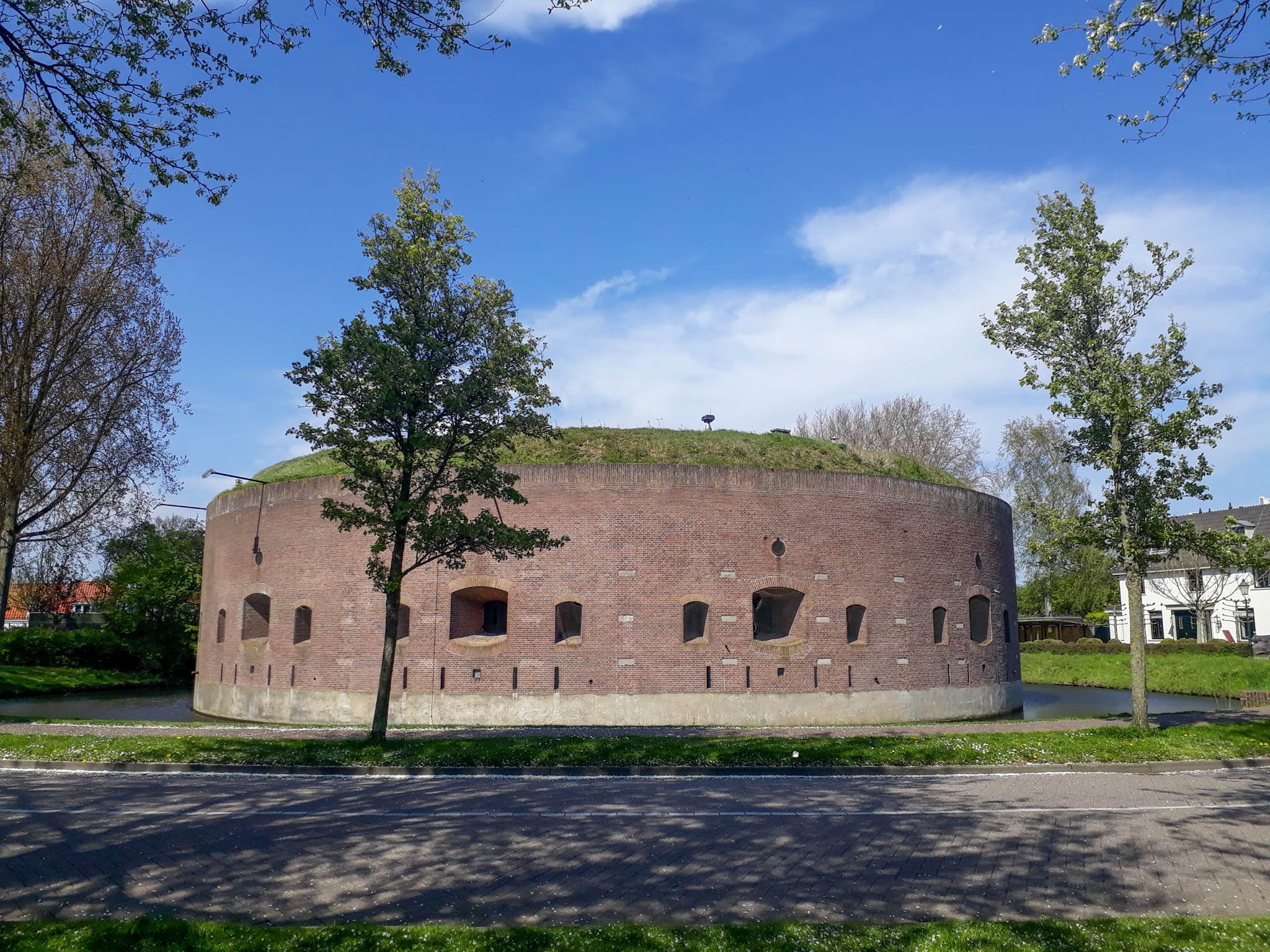 Fort Ossenmarkt in Weesp