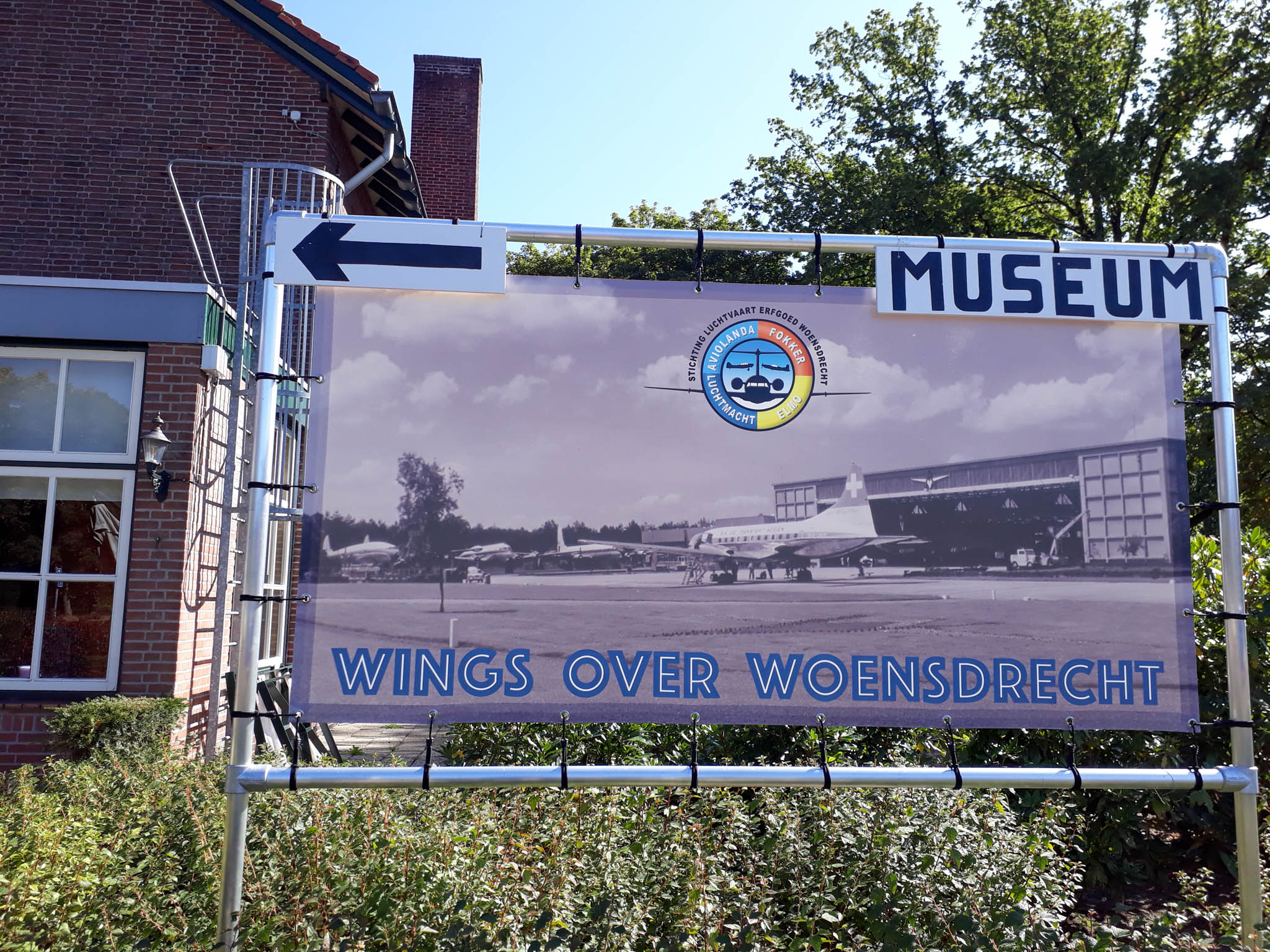 Museum Wings over Woensdrecht