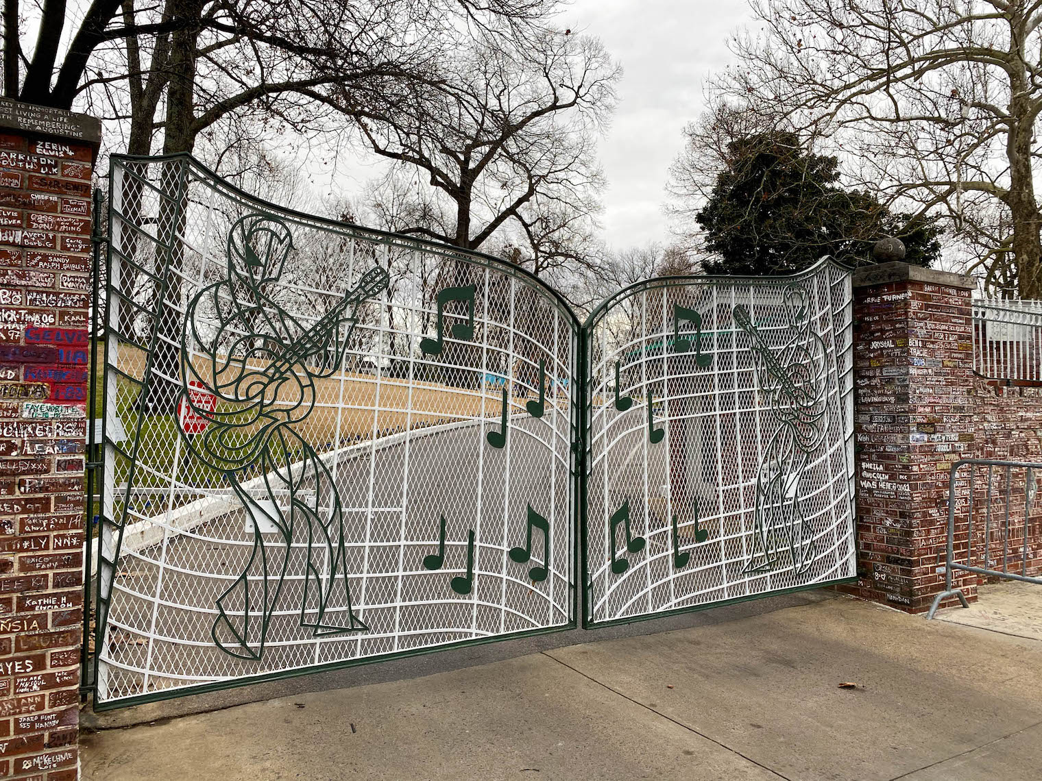 Gates of Graceland